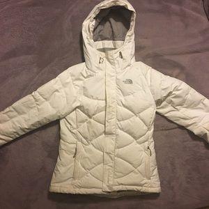 Winter/skiing North Face jacket